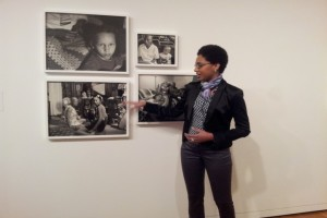 LaToya Ruby Frazier, American, born 1982 Grandma Ruby and Me Series: The Notion of Family 2005