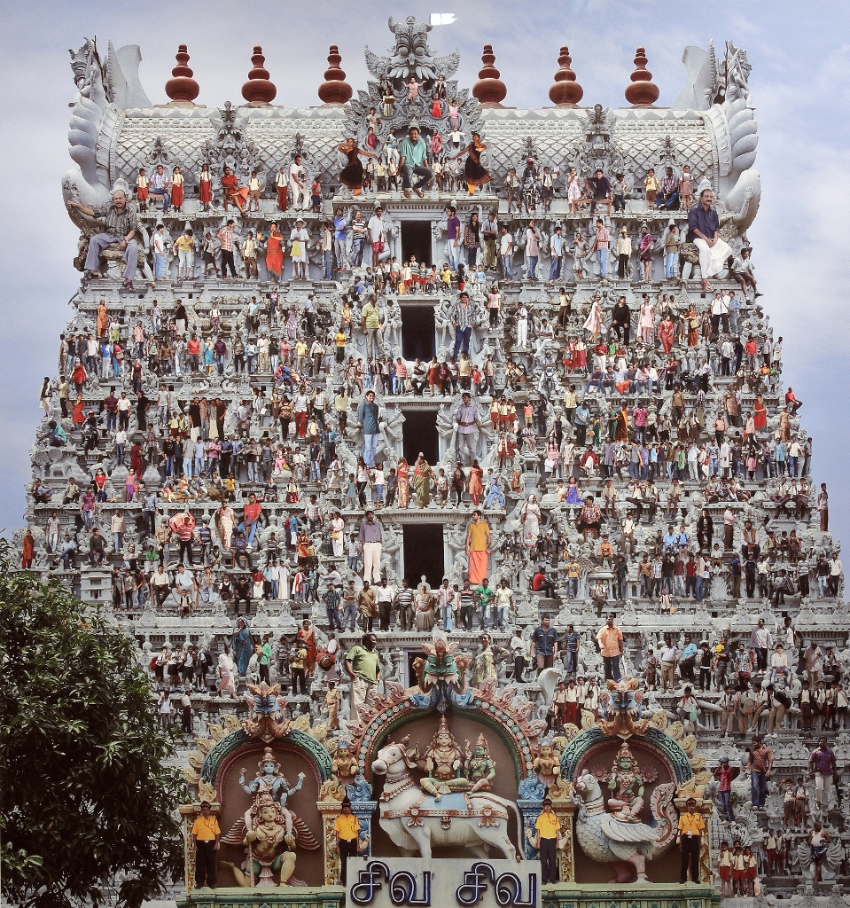 City Dwellers: Contemporary Art from India at the Seattle