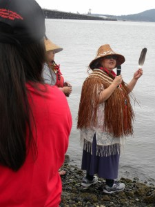 11sacred water ceremony with Tulalip elder Inez Bell (960x1280)
